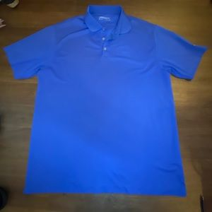 Nike Golf Dri Fit Short Sleeve Shirt